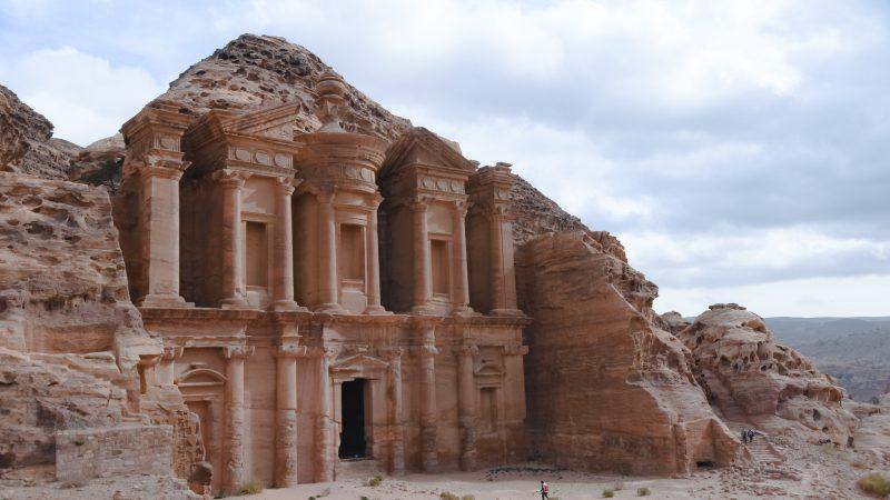 Visitez Pétra, symbole de la Jordanie